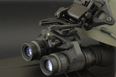 Night vision device with igus components