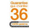 3 years guarantee for chainflex®